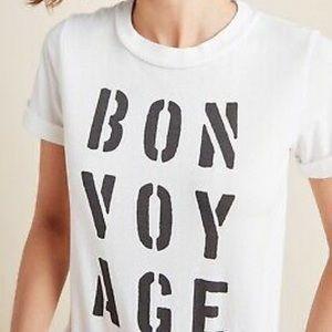 Sol Angeles for Anthropologie Bon Voyage tee